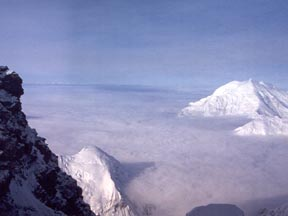 Mt. Foraker, May 1994