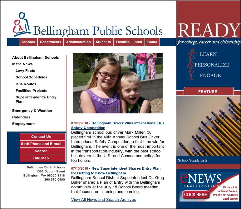 Bellingham School District