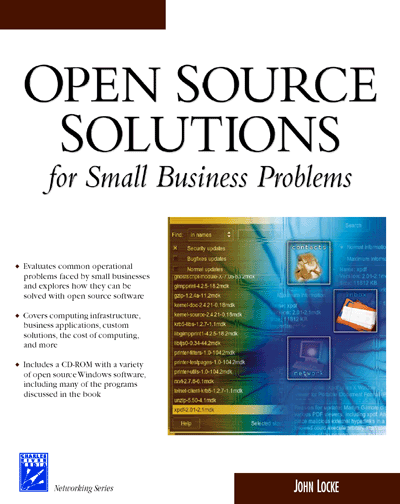 Open Source Book cover