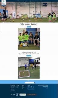 Locker Soccer Acadamy